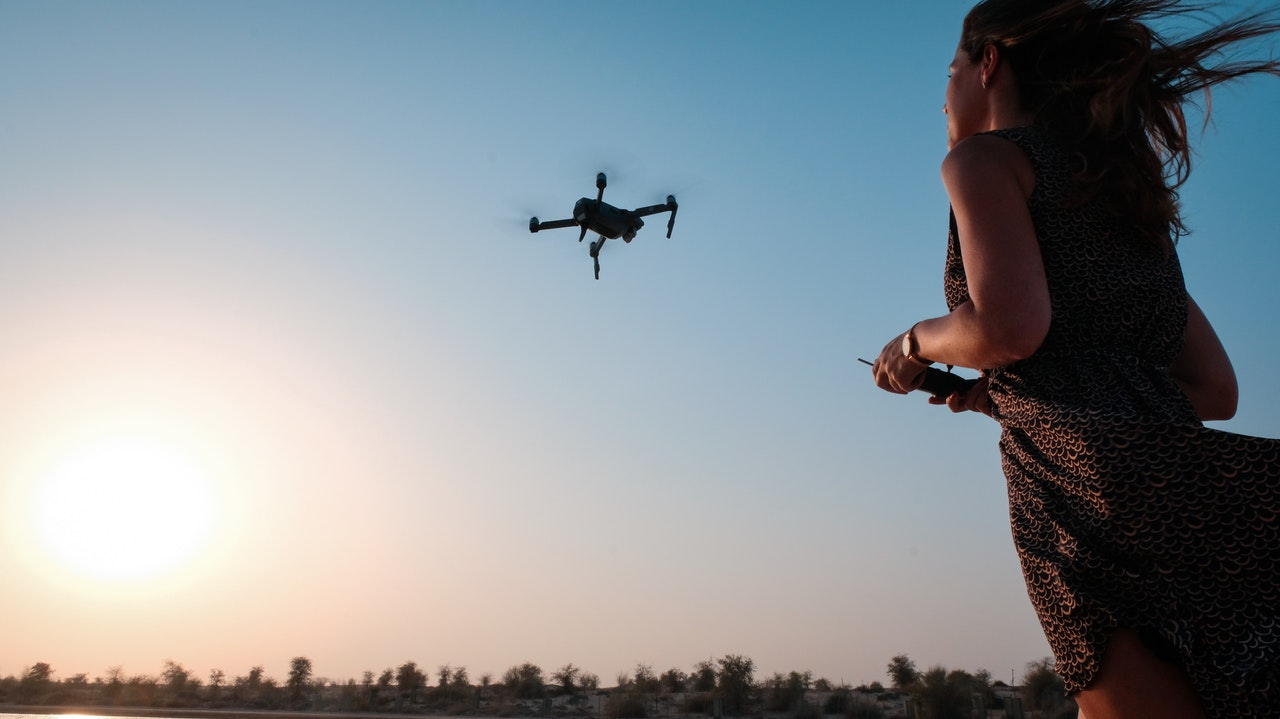 Billige reservedele til din drone